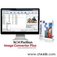 NCH-Pixillion-Image-Converter-Plus