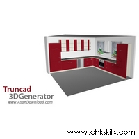 Truncad-3DGenerator