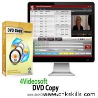 4Videosoft-DVD-Copy