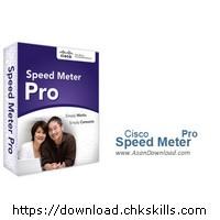 Cisco-Speed-Meter-Pro