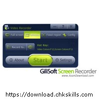 GiliSoft-Video-Screen-Recorder