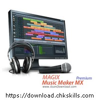 MAGIX-Music-Maker-MX-Premium