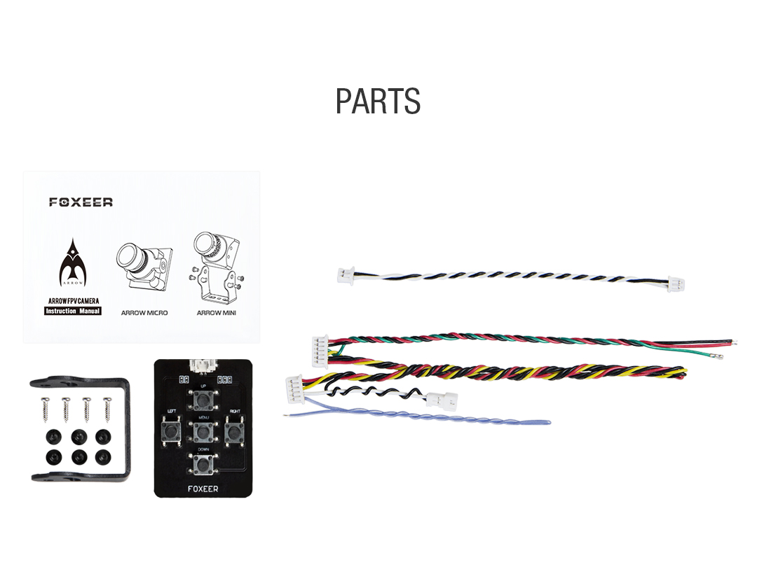 Foxeer Camera Vtx Wiring Harness : 32 Wiring Diagram
