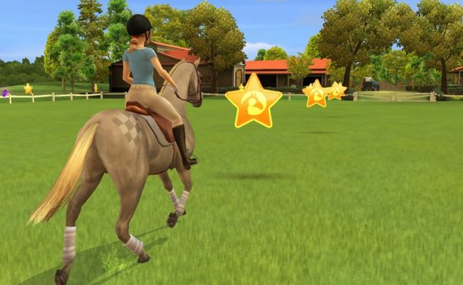 My Horse Me Riding For Gold Wii Review