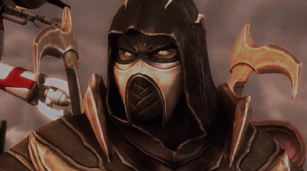 Scorpion Joins The Injustice Gods Among Us Roster On June 11