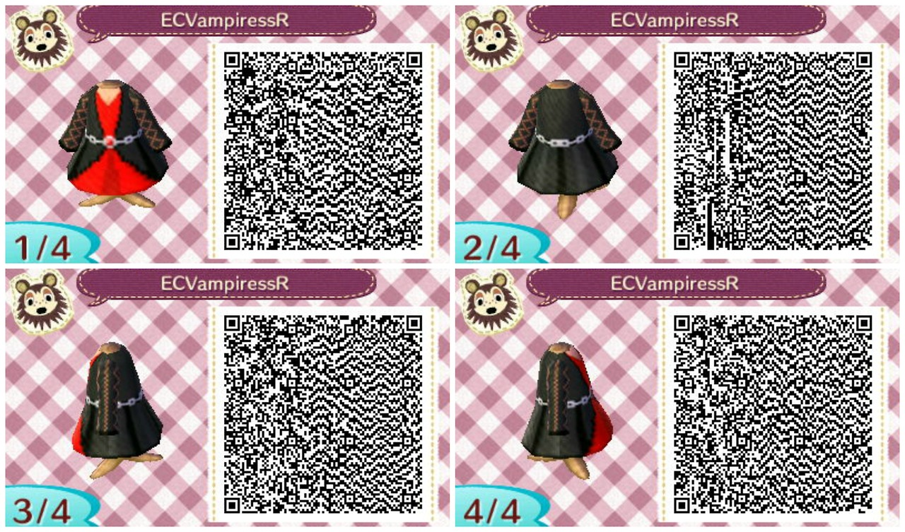 Acnl Cute Wallpaper Qr Codes Animal Crossing New Leaf Qr Codes Getting Some Halloween