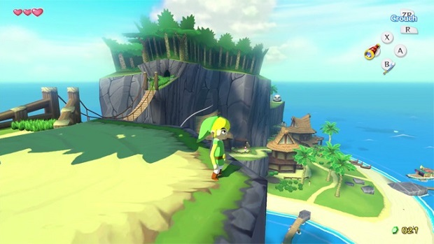 Image result for wind waker hd outset island