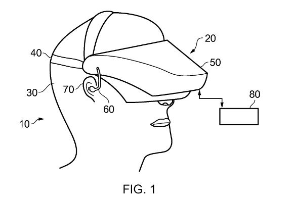 Patents point to possible PS4 virtual reality headset