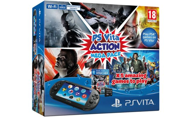 Ps Vita Action Mega Pack Bundle Announced For Europe