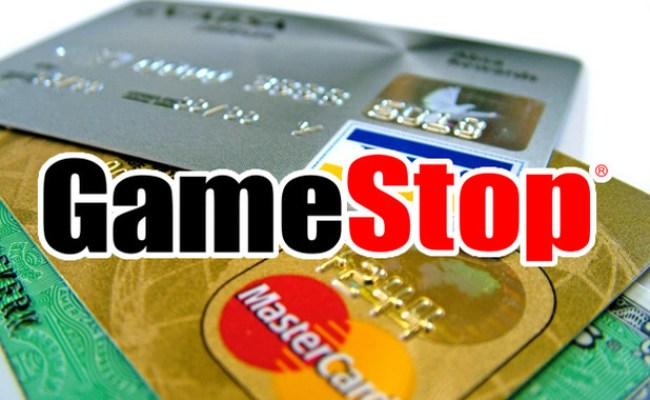 You Can Get The Gamestop Credit Card Today