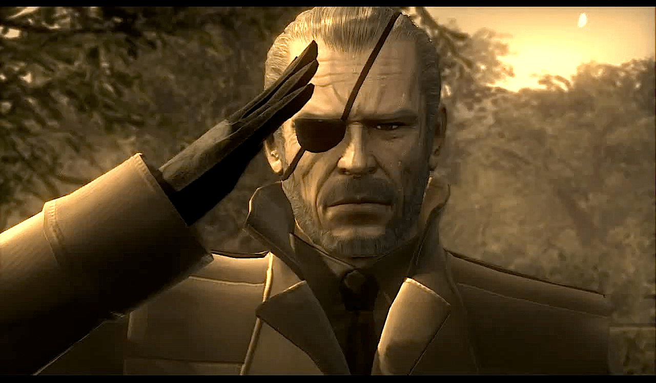 Image result for mgs big boss