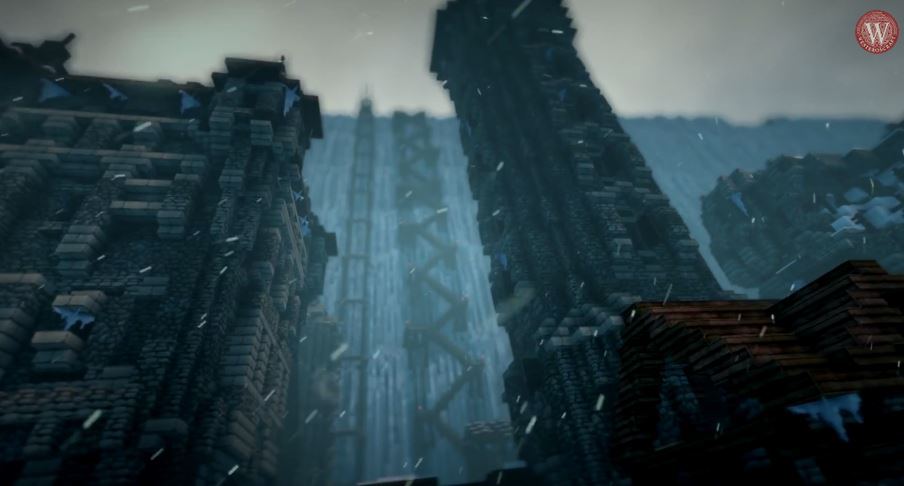 Westeros From Game Of Thrones Is Mostly In Minecraft