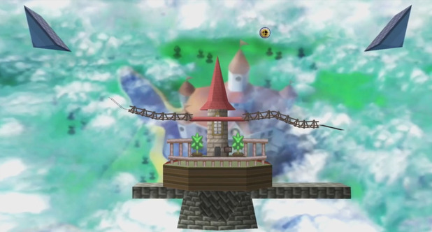 Classic Stages Returning To Super Smash Bros For Wii U