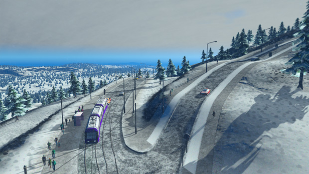 Cities Skylines Snowfall Expansion Brings New Weather System