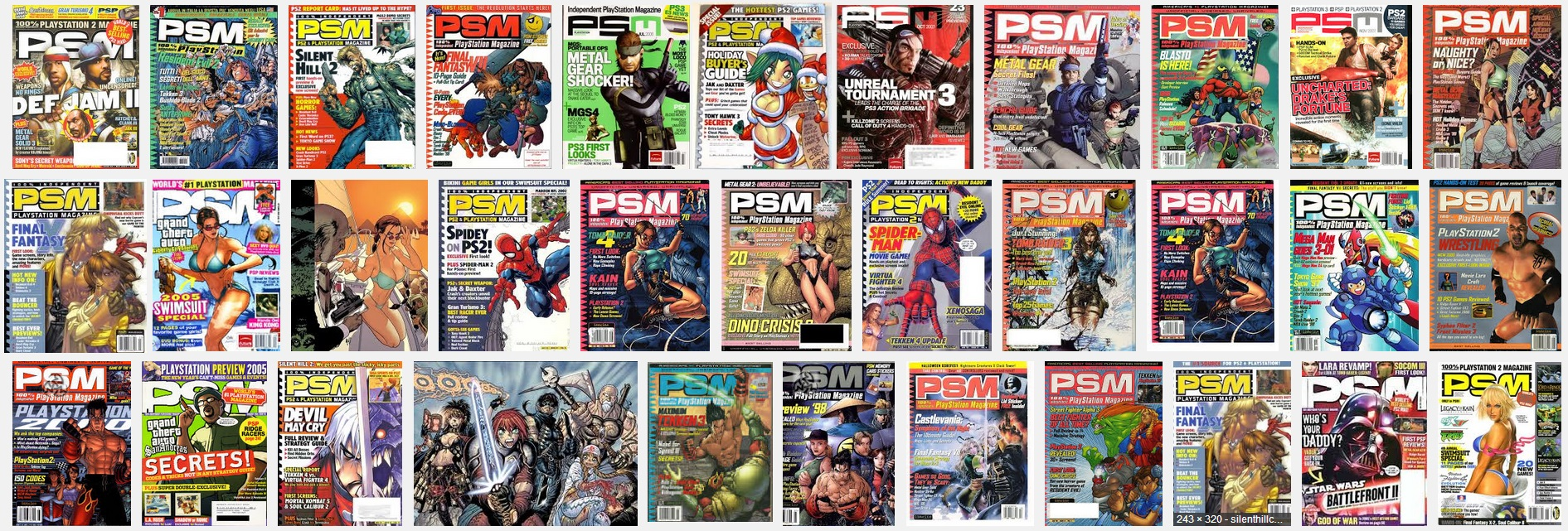 psm covers