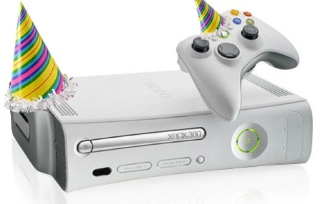 Microsoft S Xbox 360 Turns 11 Years Old These Are The