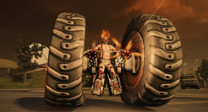 Twisted Metal Demo Extended Until February 13th