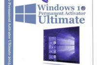 Download Gratis Windows 10 Permanent Activator Ultimate Full Version