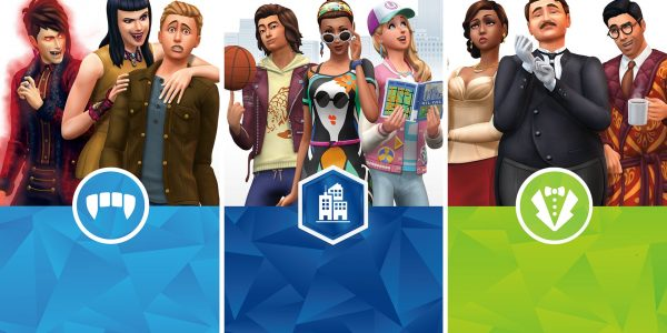 Download Gratis The Sims 4 Deluxe Edition Full Repack-2
