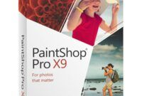 Download Gratis Corel PaintShop Pro X9 Full Version