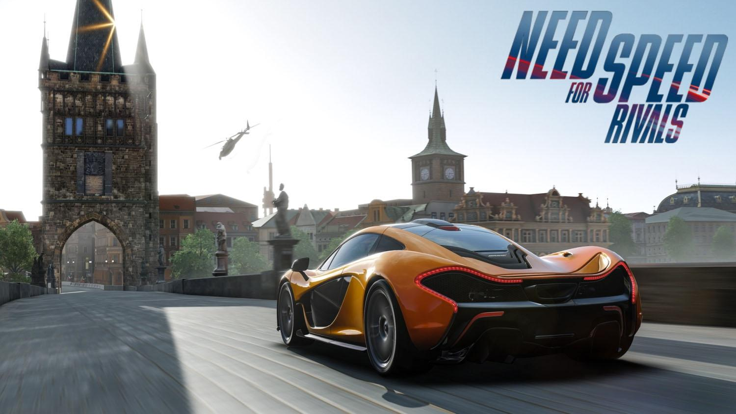 Download Game Gratis Need for Speed Rivals Complete Edition Full Repack