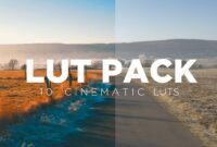 Download Gratis Cinematic Lut's Pack For Adobe Premiere Pro