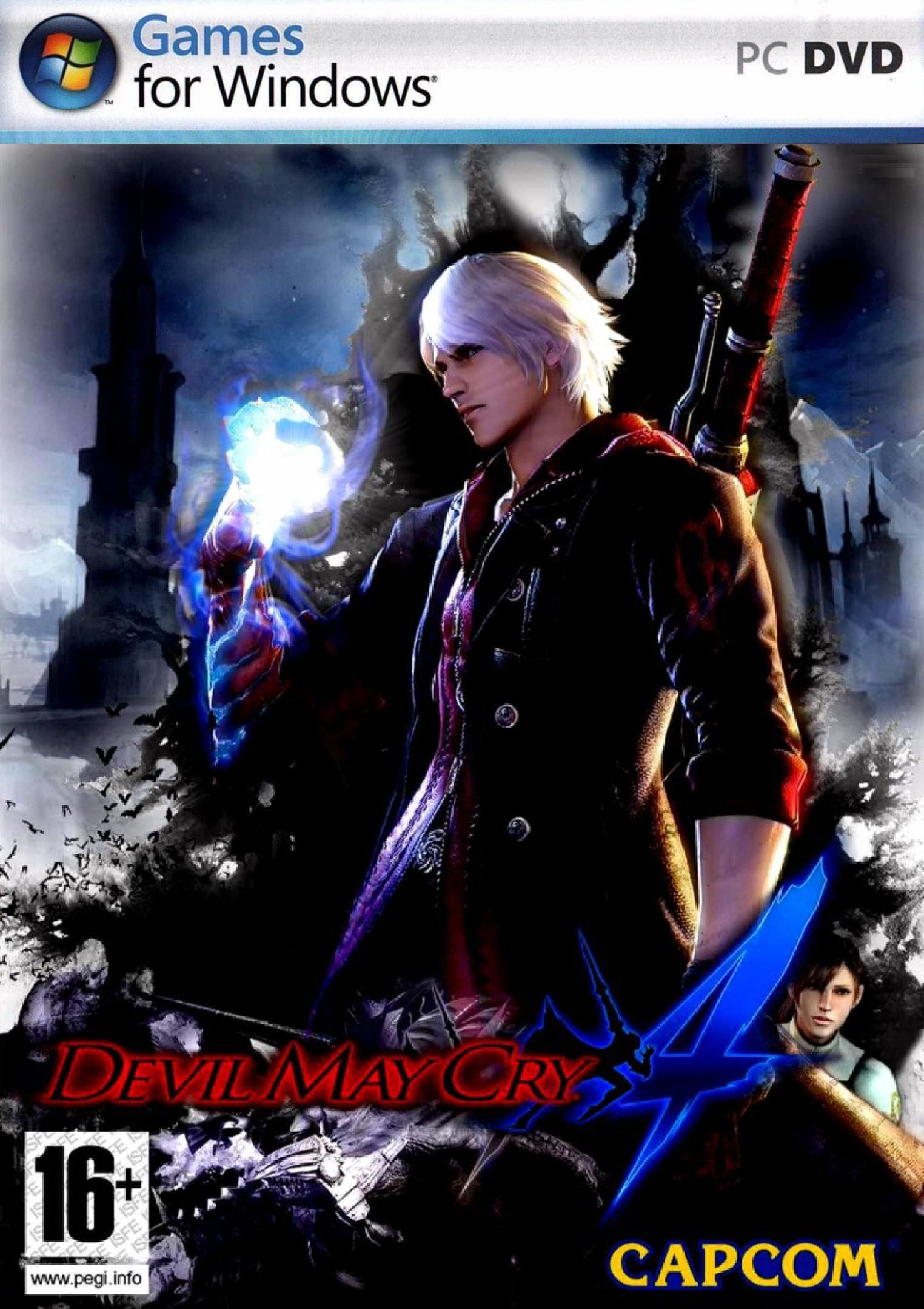 Download Gratis Devil May Cry 4 Special Edition Full Version