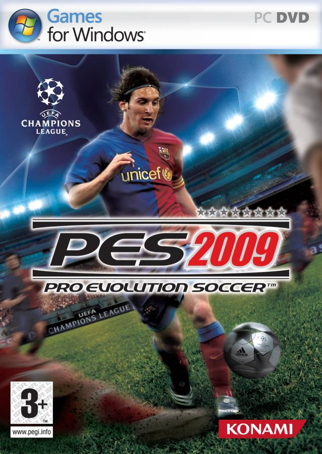 Download Gratis Pro Evolution Soccer 2009 Full Version