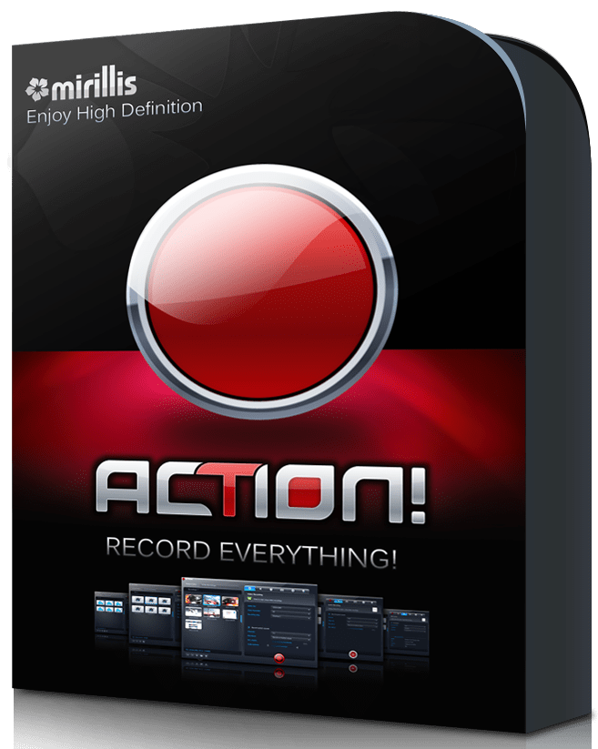 Download Gratis Mirillis Action! Full Version