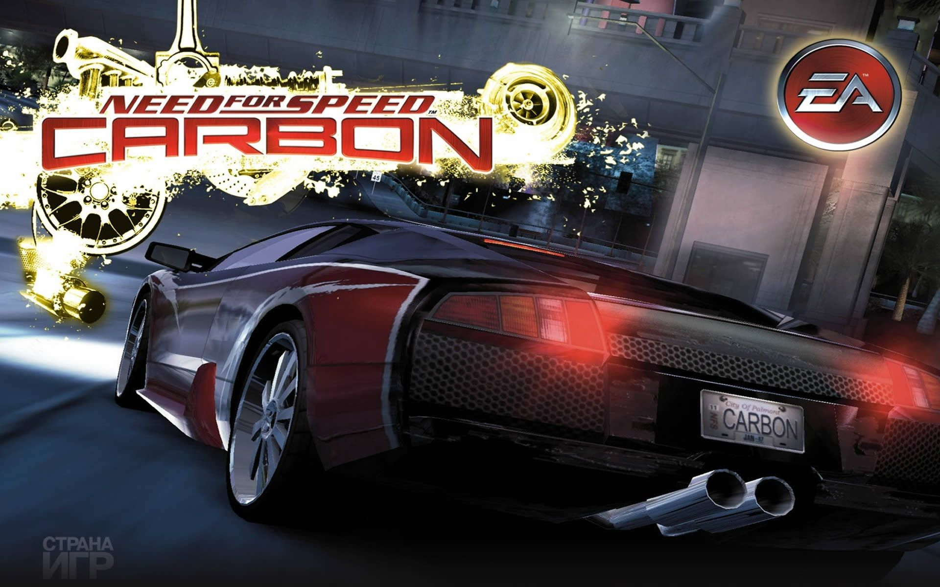 Download Gratis Need for Speed Carbon Full Version