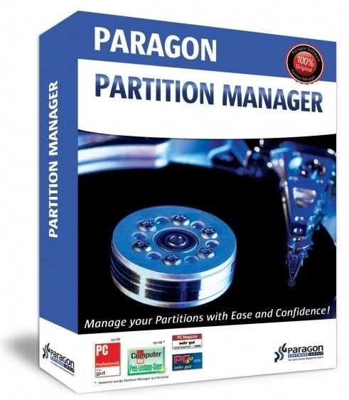Download Gratis Paragon Partition Manager Professional Full Version