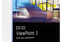 Download Gratis DxO ViewPoint Full Version