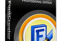 Download Gratis FontCreator Professional Edition Full Version