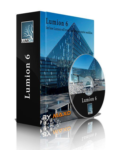 Download Gratis Lumion Pro 6 Full Version