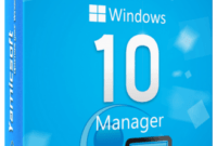Download Gratis Windows 10 Manager Full Version