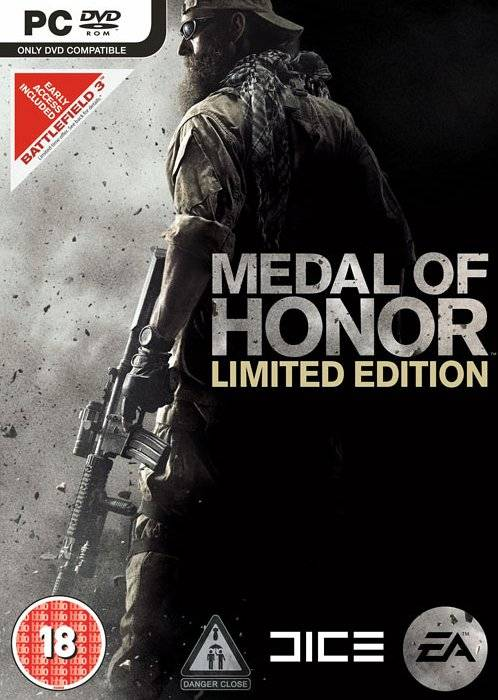 Medal of Honor Limited Edition Repack Version (CorePack)