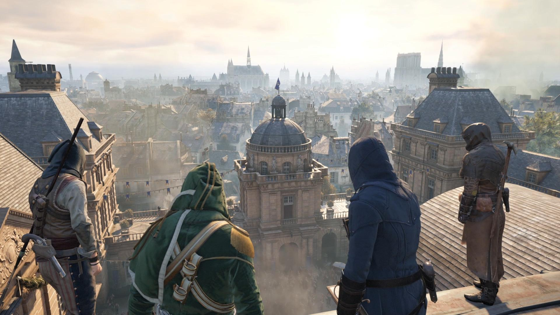 Assassins Creed Unity Gold Edition MULTi13 Full Version (ElAmigos)