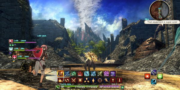 Download Sword Art Online Hollow Realization Full Repack – 03