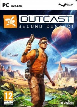 Download Games Gratis Outcast - Second Contact Full Version