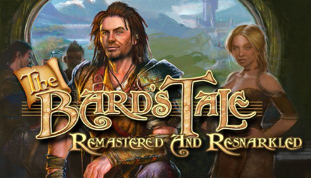 Download Games Gratis The Bard's Tale Remastered and Resnarkled Full Version
