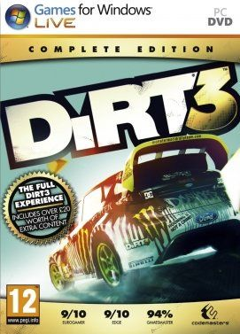 DiRT 3 Complete Edition Full Version (MULTi5 PLAZA)
