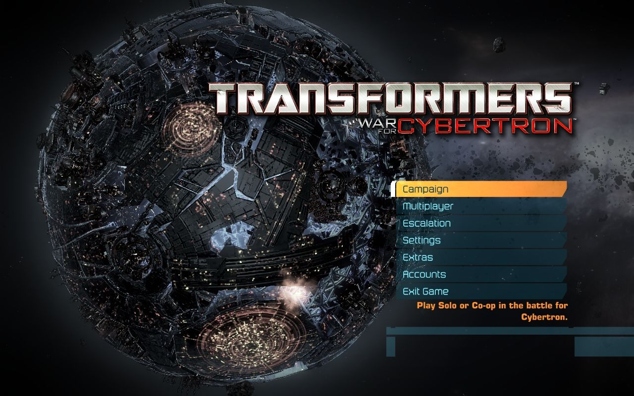 Transformers War For Cybertron Full Version (MULTi6 PROPHET)