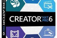 Download Gratis Corel Roxio Creator NXT Pro 6 Full Version