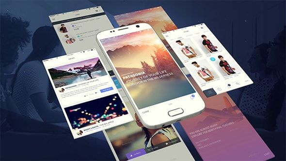 Download Gratis Android App Presentation Template (Videohive - 19404024)