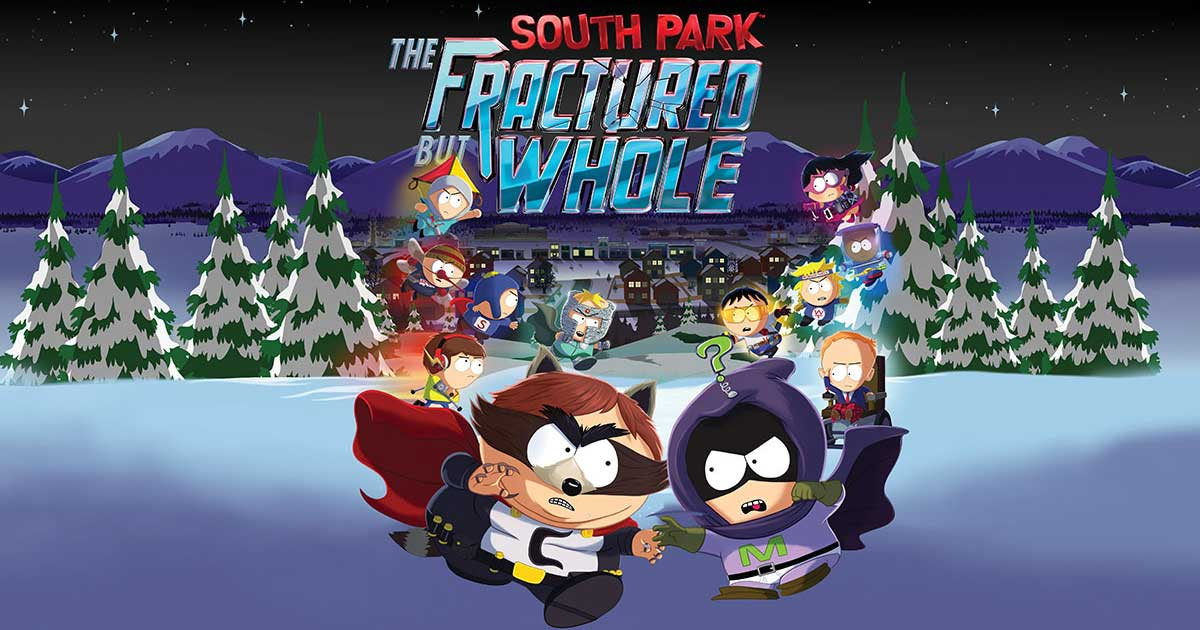 Download Games Gratis South Park: The Fractured But Whole Repack
