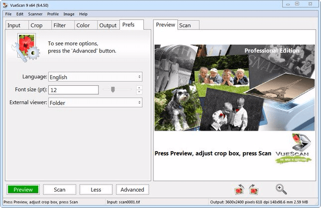 Download Gratis VueScan Pro Full Version