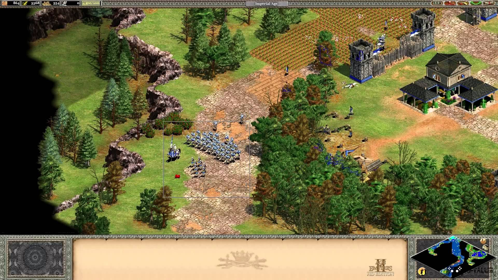Download Gratis Age of Empires 2 HD Edition Full Version
