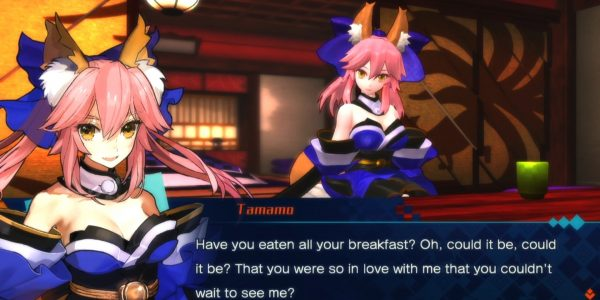 Download Game Fate Extella The Umbral Star -2