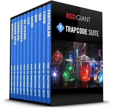 Download Gratis Red Giant Trapcode Suite Full Version