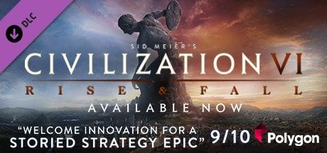 Download Game PC Gratis Sid Meier's Civilization VI: Rise and Fall Full Version